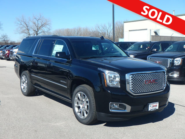 2017 GMC Yukon XL  - Coffman Truck Sales