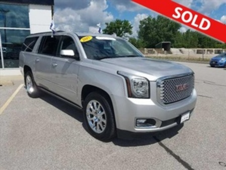 2015 GMC Yukon XL Denali for Sale  - 8384  - Coffman Truck Sales