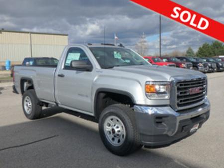 2017 GMC Sierra 2500HD Base for Sale  - 3296  - Coffman Truck Sales