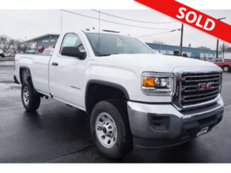 2018 GMC Sierra 2500HD Base for Sale  - 3727  - Coffman Truck Sales