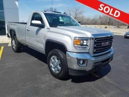 2018 GMC Sierra 2500HD SLE for Sale  - 8562  - Coffman Truck Sales