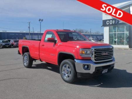 2017 GMC Sierra 2500HD SLE for Sale  - 3268  - Coffman Truck Sales