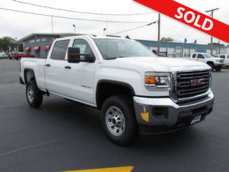 2018 GMC Sierra 2500HD Base for Sale  - 3514  - Coffman Truck Sales