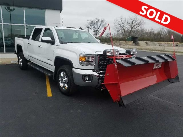2016 GMC Sierra 2500HD  - Coffman Truck Sales