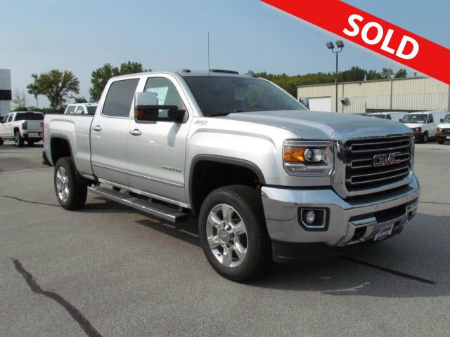 2018 GMC Sierra 2500HD  - Coffman Truck Sales