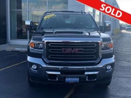 2018 GMC Sierra 2500HD SLT for Sale  - 3680  - Coffman Truck Sales
