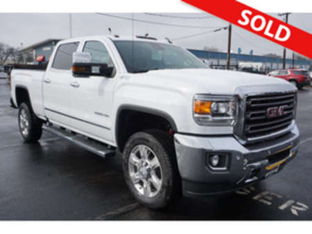 2018 GMC Sierra 2500HD SLT for Sale  - 3757  - Coffman Truck Sales