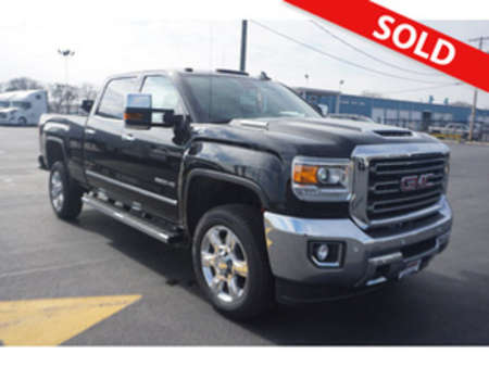 2018 GMC Sierra 2500HD SLT for Sale  - 3704  - Coffman Truck Sales