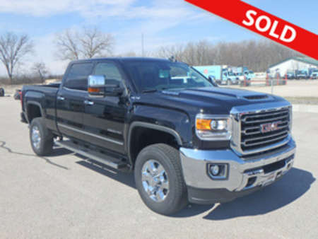 2017 GMC Sierra 2500HD SLT for Sale  - 3280  - Coffman Truck Sales