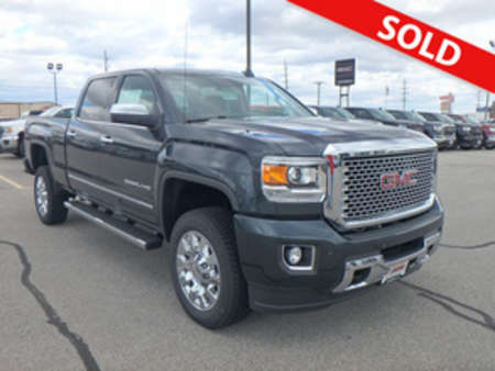 2017 GMC Sierra 2500HD Denali for Sale  - 3276  - Coffman Truck Sales