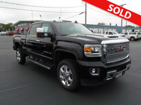 2018 GMC Sierra 2500HD Denali for Sale  - 3489  - Coffman Truck Sales