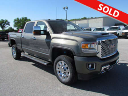 2017 GMC Sierra 2500HD Denali for Sale  - 3359  - Coffman Truck Sales