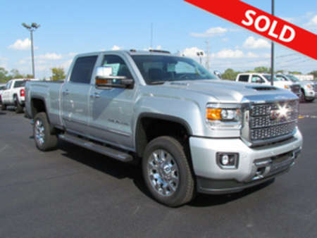 2018 GMC Sierra 2500HD Denali for Sale  - 3502  - Coffman Truck Sales