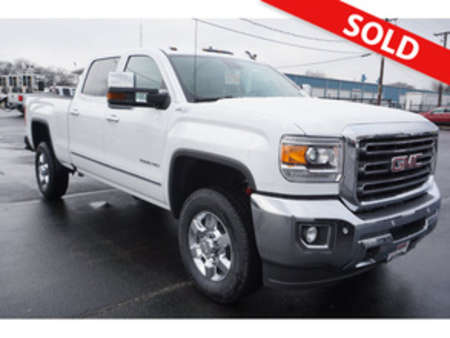 2018 GMC Sierra 3500HD SLT for Sale  - 3754  - Coffman Truck Sales