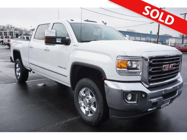 2018 GMC Sierra 3500HD  - Coffman Truck Sales