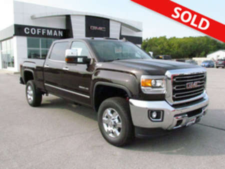 2018 GMC Sierra 3500HD SLT for Sale  - 3468  - Coffman Truck Sales