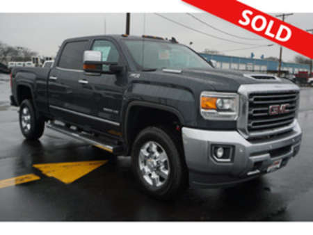 2018 GMC Sierra 3500HD SLT for Sale  - 3686  - Coffman Truck Sales