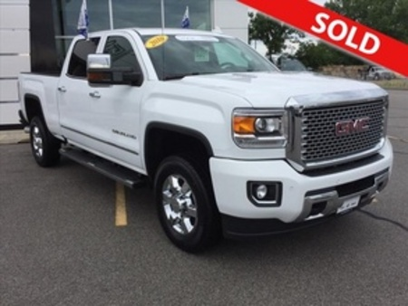 2016 GMC Sierra 3500HD Denali for Sale  - 8391  - Coffman Truck Sales