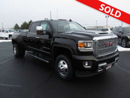 2018 GMC Sierra 3500HD Denali for Sale  - 3675  - Coffman Truck Sales