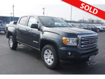 2018 GMC Canyon SLE for Sale  - 3670  - Coffman Truck Sales