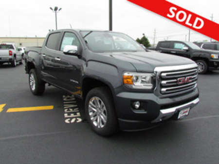 2017 GMC Canyon SLT for Sale  - 3516  - Coffman Truck Sales
