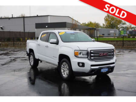 2018 GMC Canyon SLT for Sale  - 3639  - Coffman Truck Sales