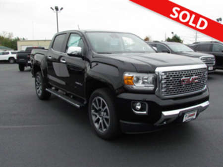 2018 GMC Canyon Denali for Sale  - 3503  - Coffman Truck Sales