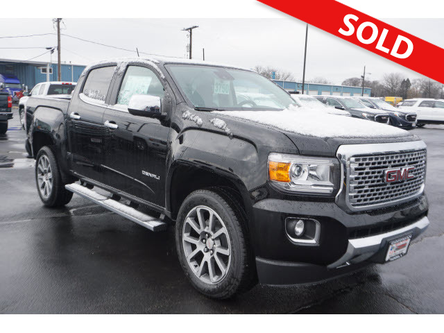 2018 GMC Canyon  - Coffman Truck Sales