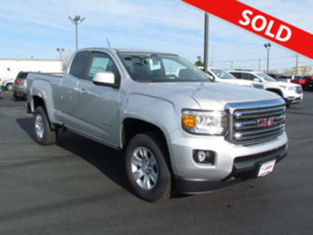 2018 GMC Canyon SLE for Sale  - 3606  - Coffman Truck Sales