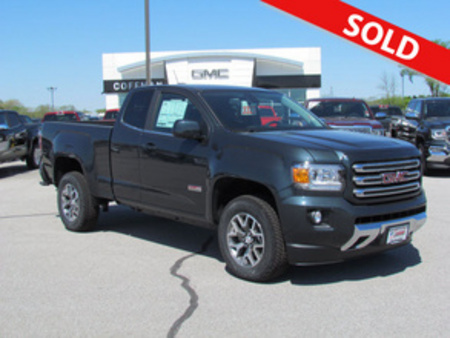 2017 GMC Canyon SLE for Sale  - 3323  - Coffman Truck Sales