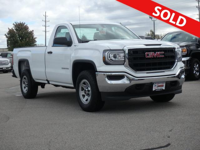 2016 GMC Sierra 1500  - Coffman Truck Sales