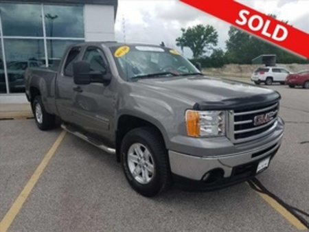 2013 GMC Sierra 1500 SLE for Sale  - 8389  - Coffman Truck Sales