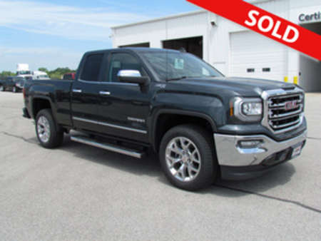 2017 GMC Sierra 1500 SLT for Sale  - 3366  - Coffman Truck Sales