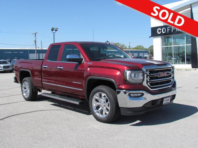 2017 GMC Sierra 1500  - Coffman Truck Sales