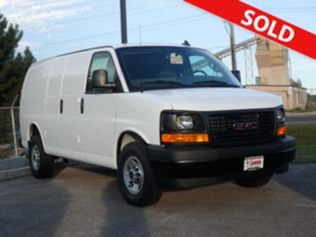 2017 GMC Savana Cargo Van 2500 for Sale  - 3041  - Coffman Truck Sales