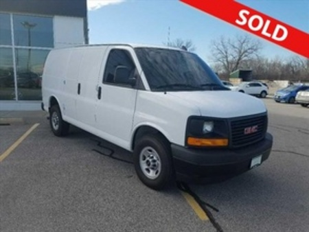 2017 GMC Savana Cargo Van 2500 for Sale  - 8347  - Coffman Truck Sales