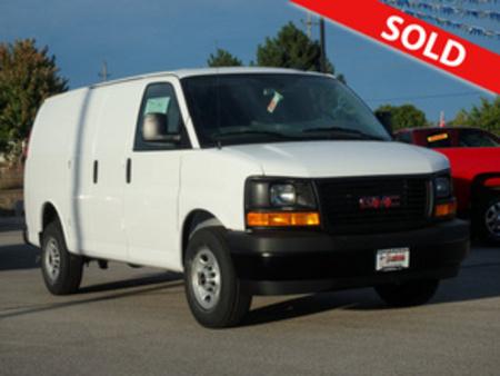 2017 GMC Savana Cargo Van 2500 for Sale  - 3040  - Coffman Truck Sales