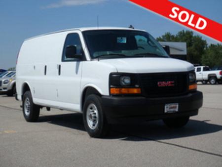 2017 GMC Savana Cargo Van 3500 for Sale  - 2969  - Coffman Truck Sales