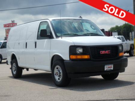 2017 GMC Savana Cargo Van 3500 for Sale  - 2963  - Coffman Truck Sales