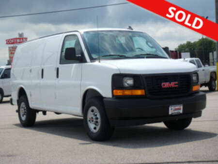 2017 GMC Savana Cargo Van 3500 for Sale  - 2963  - Coffman Truck Sales