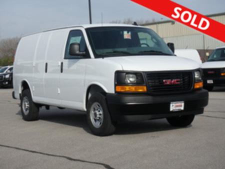 2017 GMC Savana Cargo Van 3500 for Sale  - 3080  - Coffman Truck Sales