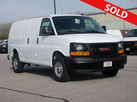 2017 GMC Savana Cargo Van 3500 for Sale  - 3080  - Coffman Truck Sales