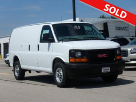 2017 GMC Savana Cargo Van 3500 for Sale  - 2988  - Coffman Truck Sales