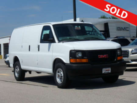 2017 GMC Savana Cargo Van 3500 for Sale  - 2988  - Coffman Truck Sales