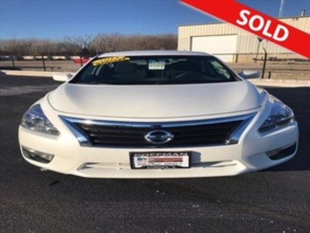2014 Nissan Altima 2.5 S for Sale  - 8372  - Coffman Truck Sales