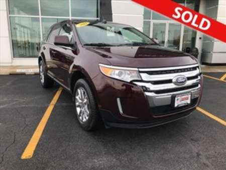 2011 Ford Edge Limited for Sale  - 8544  - Coffman Truck Sales