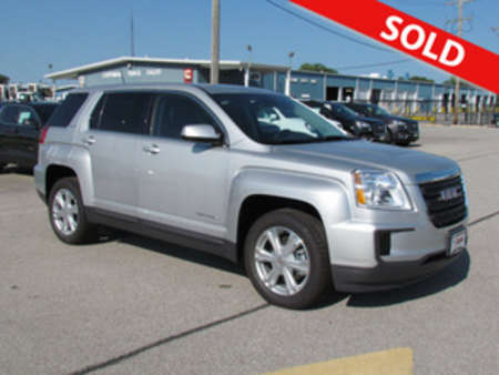 2017 GMC TERRAIN SLE-1 for Sale  - 3381  - Coffman Truck Sales