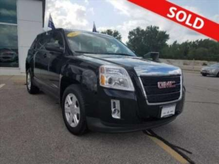 2015 GMC TERRAIN SLE-1 for Sale  - 8423  - Coffman Truck Sales