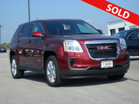 2017 GMC TERRAIN SLE-1 for Sale  - 3000  - Coffman Truck Sales