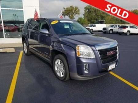 2013 GMC TERRAIN SLE-1 for Sale  - 8444  - Coffman Truck Sales